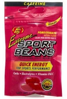 Apparently I've been buying the EXTREME version. Sports Beans gettin' crazy!