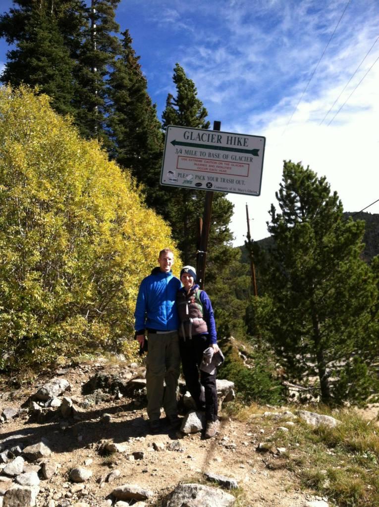 St. Mary's Glacier Hike Colorado Idaho Springs Beginner Hiking 2