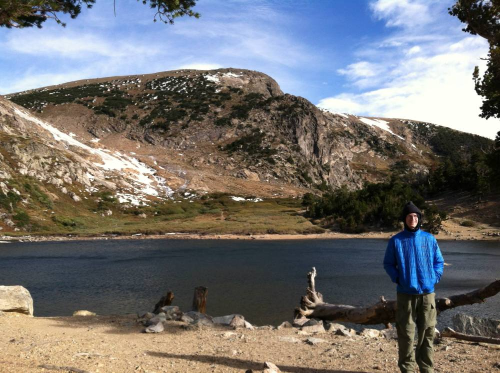 St. Mary's Glacier Hike Colorado Idaho Springs Beginner Hiking 4
