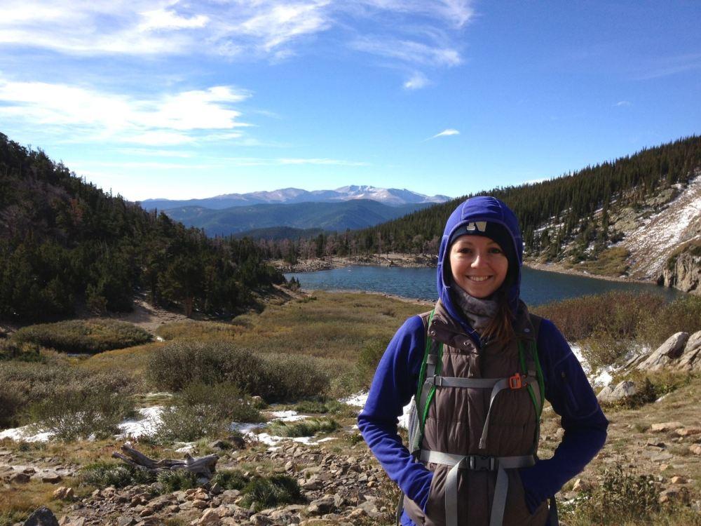 St. Mary's Glacier Hike Colorado Idaho Springs Beginner Hiking