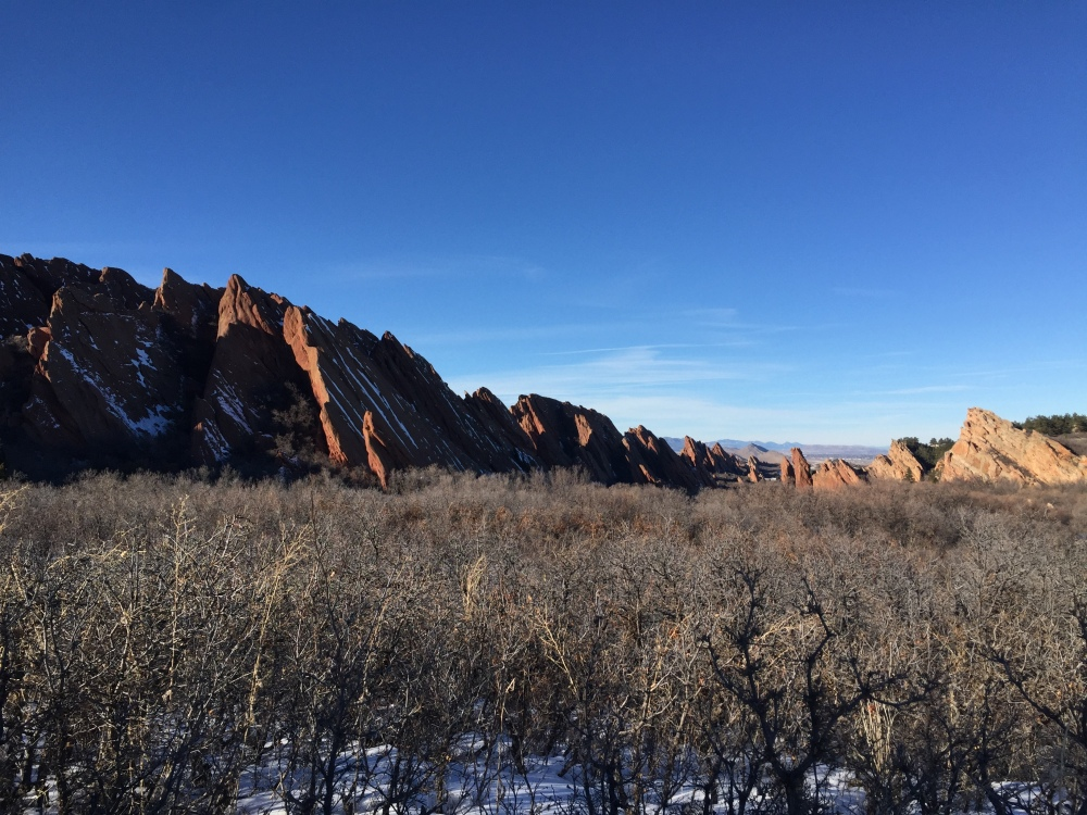 Fountain Valley Loop Trail Roxborough State Park Hikes For Beginners Denver 5