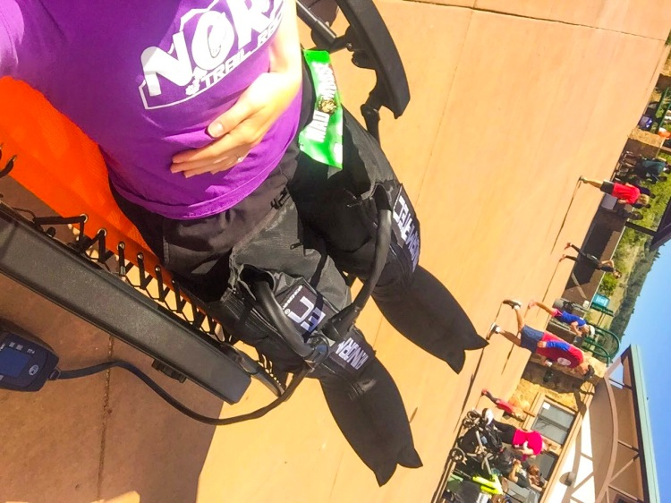 norad trail race perks and freebies