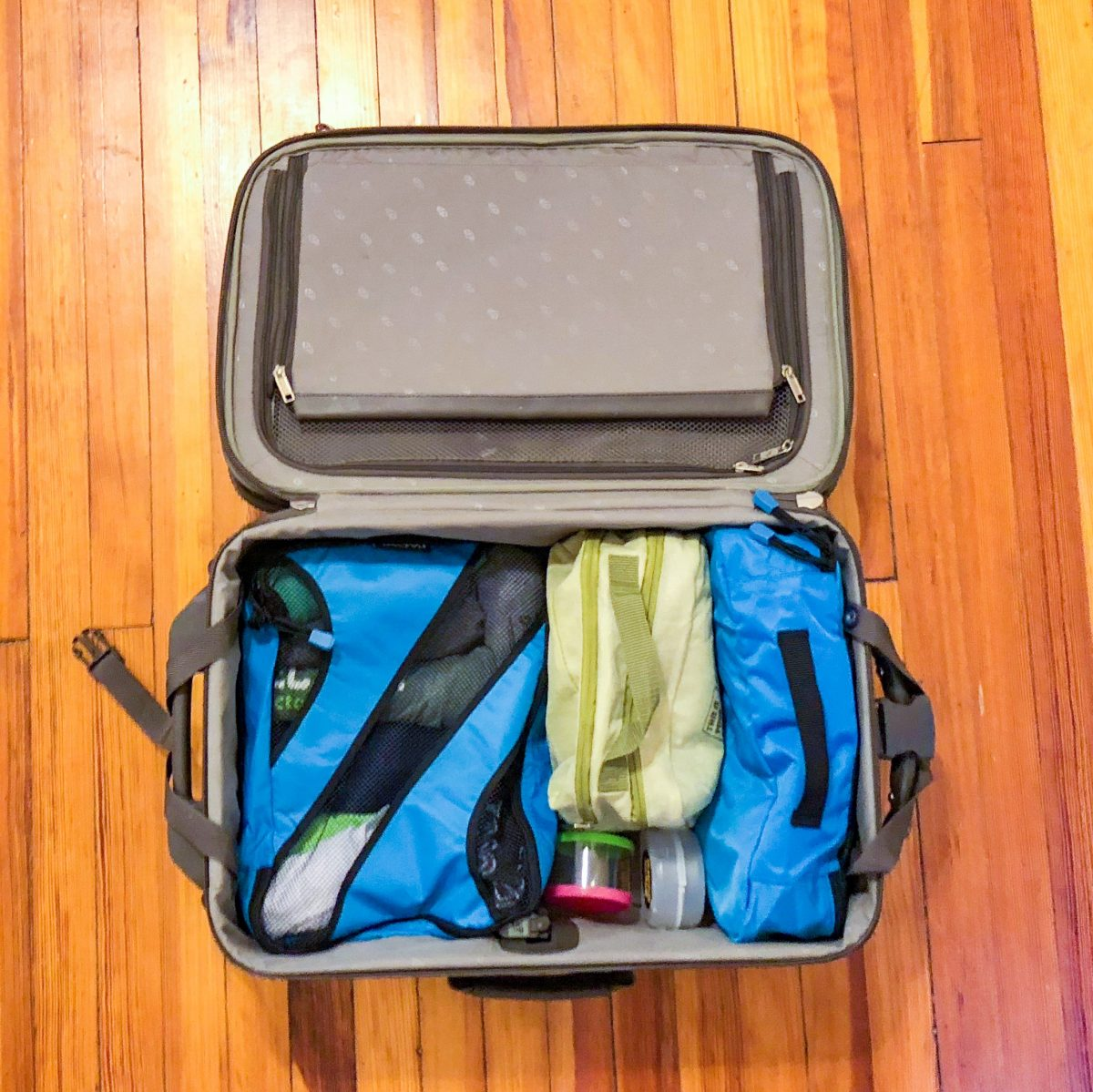 beginner packing tips