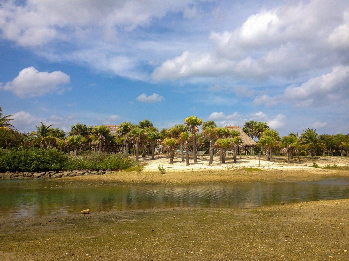 Peanut Island inlet