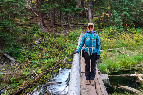 trout lake beginner hiking yellowstone2