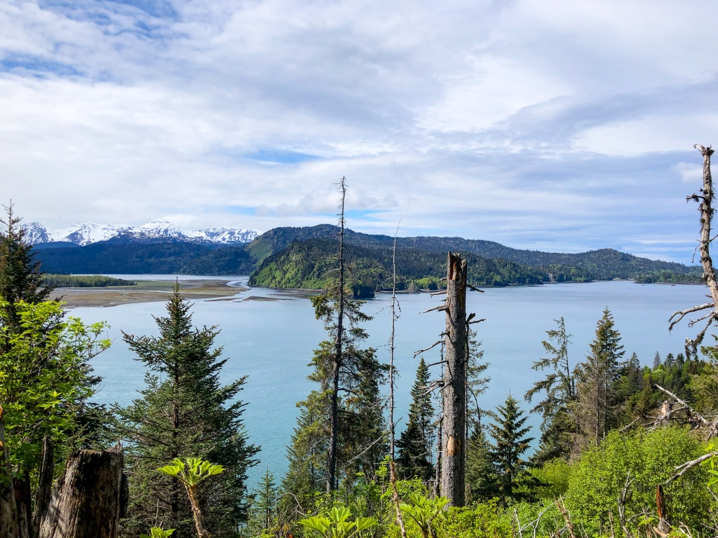 kachemak bay state park homer alaska beginner friendly hiking