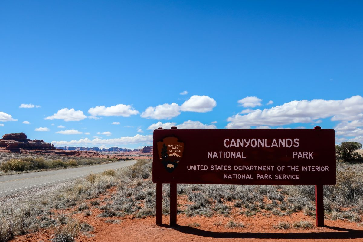 canyonlands national park needles area moab utah itinerary trail guide